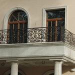 Балконное ограждение 1