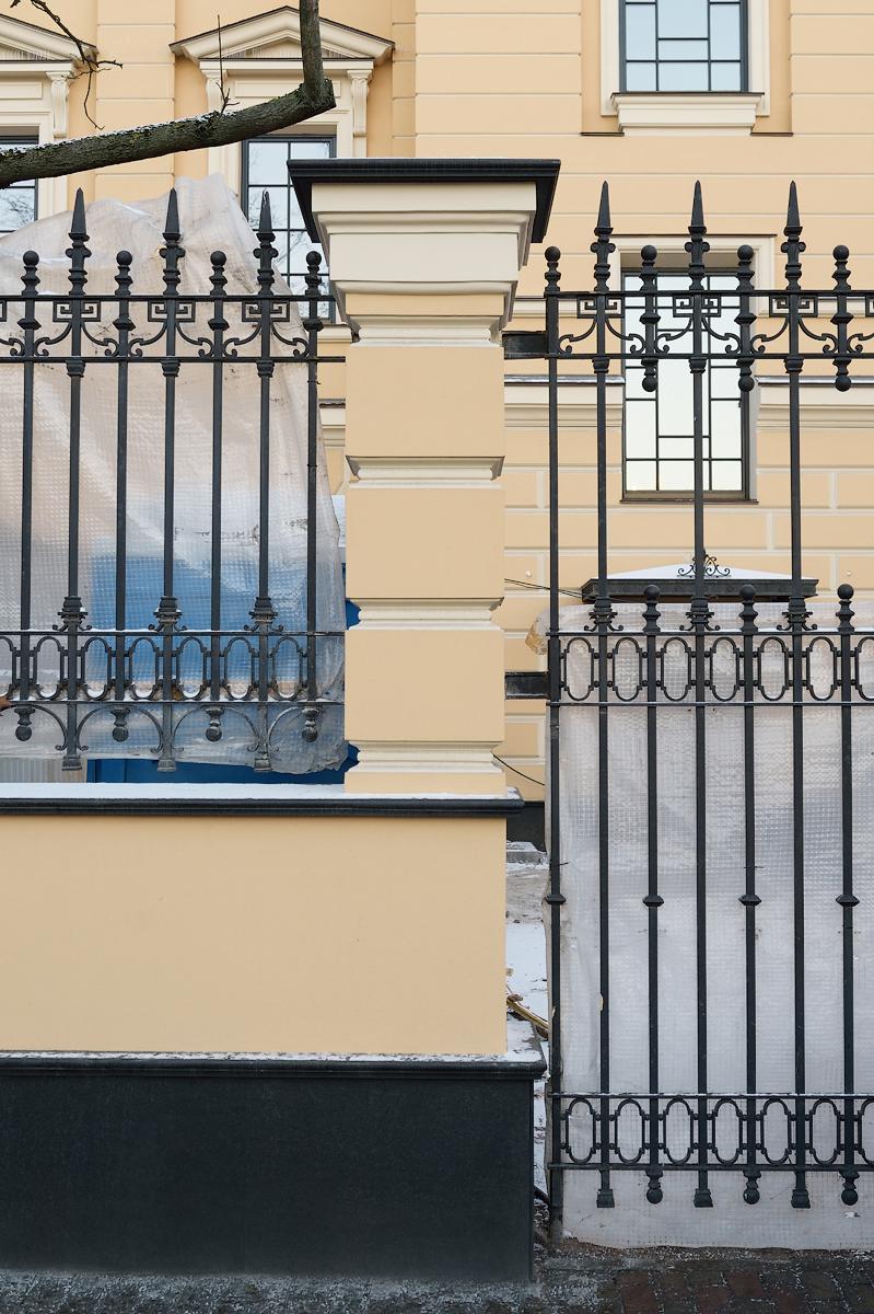 СПб, Манежная площадь, дом 4